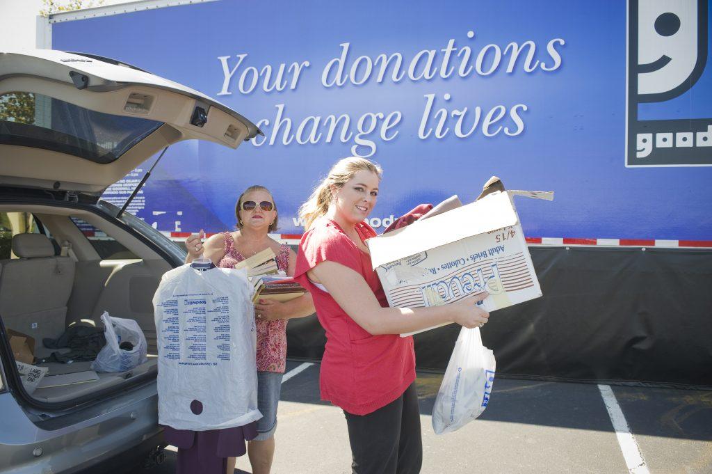horizon goodwill industries, donating to goodwill