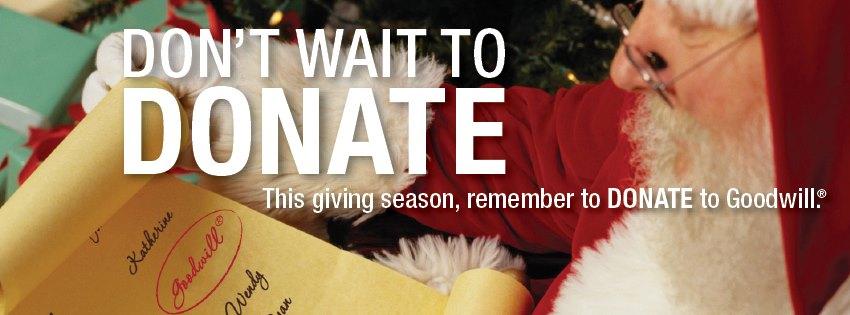 horizon goodwill industries, donate to goodwill, giving season