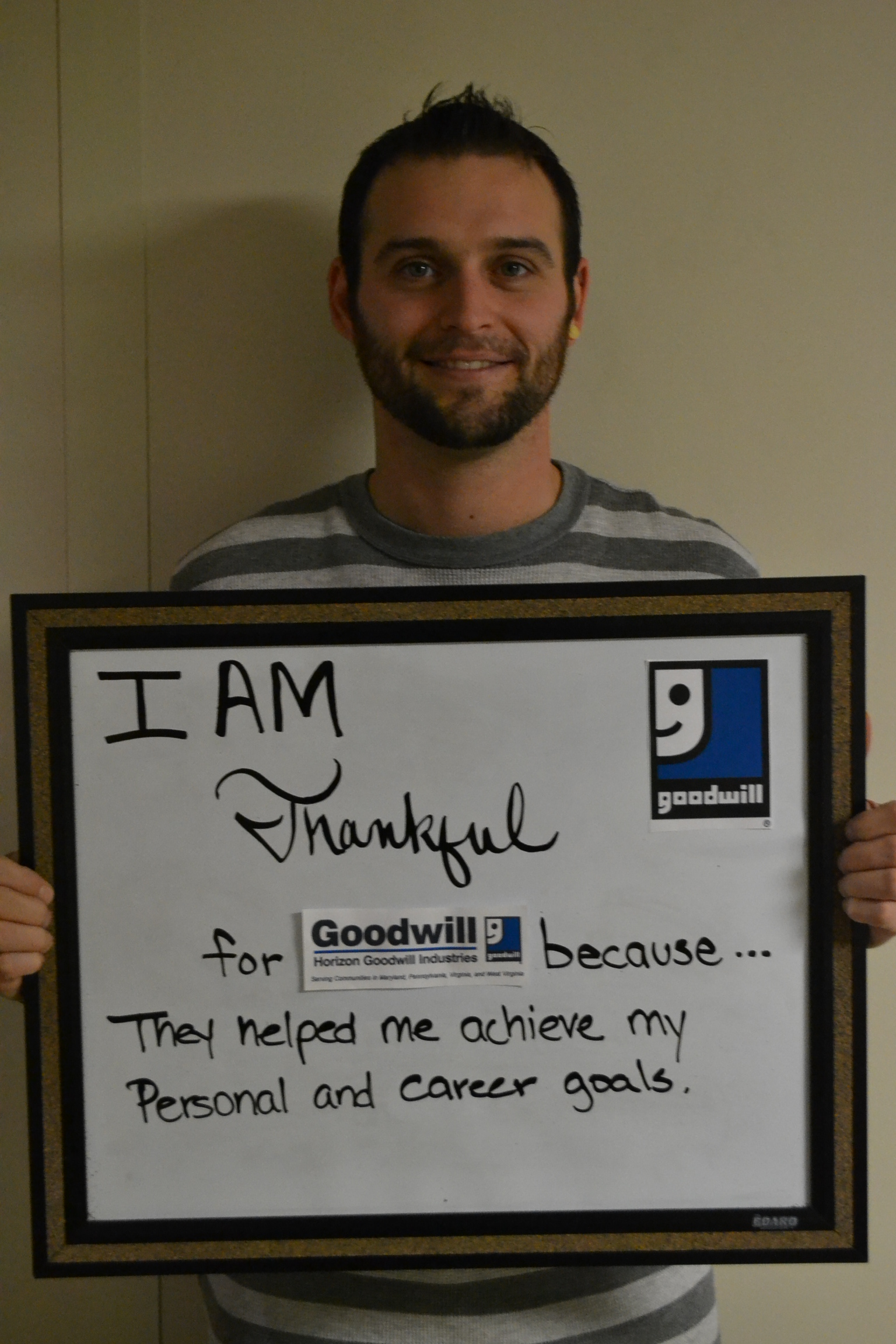 Horizon Goodwill Helped Me Achieve My Personal & Career Goals