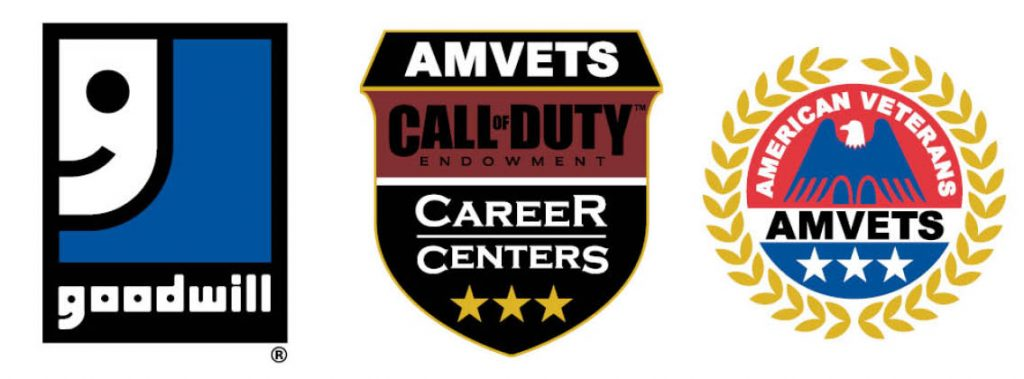 Goodwill AMVETS Call of Duty