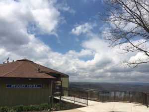 youghiogheny welcome center overlook 300x225 - Business Services Employee Spotlight- Diana Redmond!