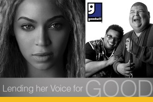 Beyoncé is Lending Her Voice for Good