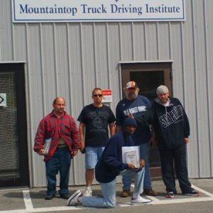 Flagger Safety Training Success at Garrett College