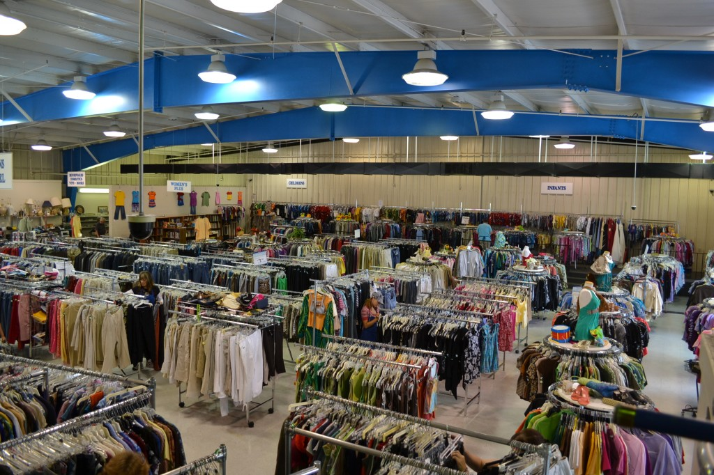 10 Tips for Shopping at Horizon Goodwill Industries