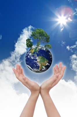 Every Day is Earth Day at Horizon Goodwill Industries
