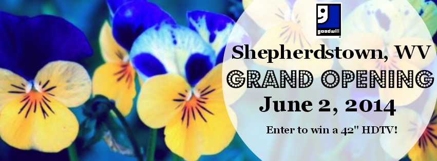 You're Invited! Grand Opening in Shepherdstown, WV