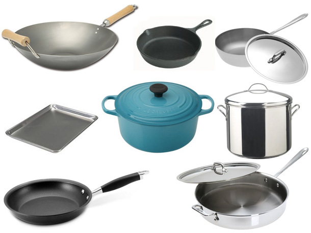20131202 gift guide pots and pans primary - Back To School Treasures Include College Needs Too!