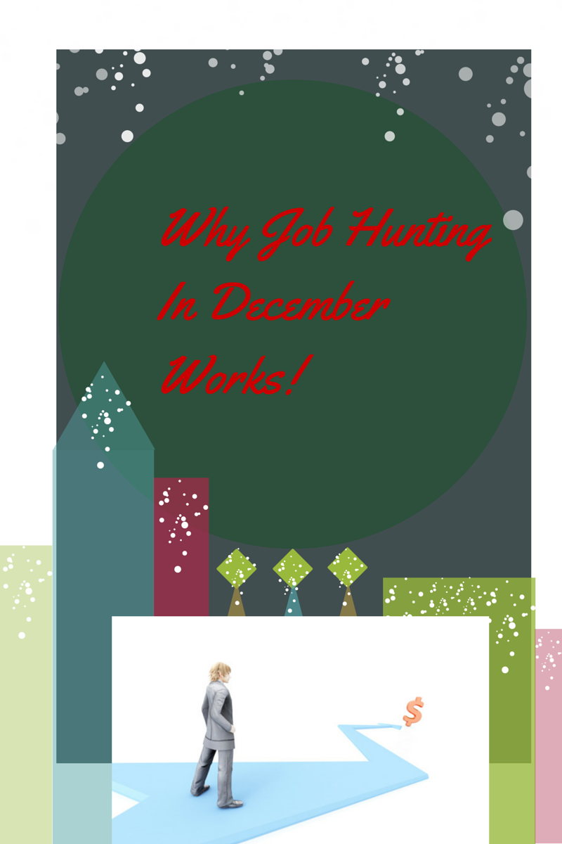 Add a little bit of body text 1 - Why Job Hunting In December Works