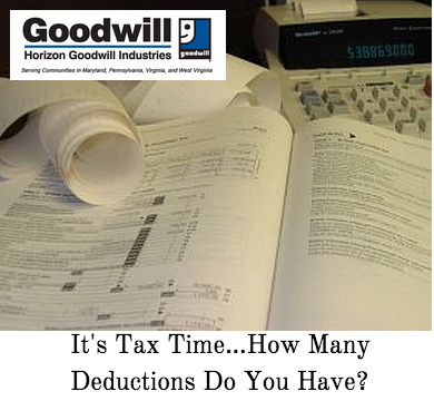 It's Tax Time—Do You Have Enough Deductions?