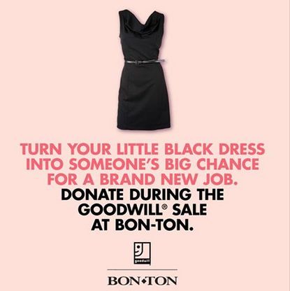 The Horizon Goodwill Bon Ton Event Is In Full Swing