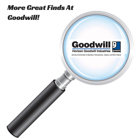 It's No Joke! Great Finds At Goodwill Lead To Employment Opportunities!