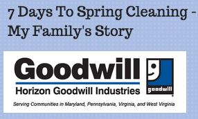 Simple Spring Cleaning In Seven Days—My Family's Story