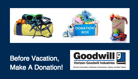 Make Your Vacation All About Donation!