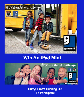 Hurry! Your Chance To  Win An iPad Mini Ends Sept. 4th