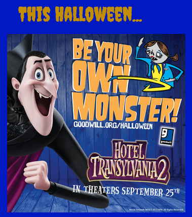 Be Your Own Monster With Horizon Goodwill