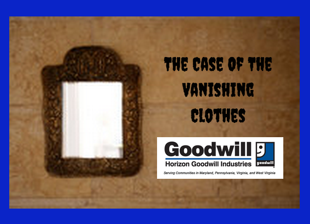 The Case Of The Vanishing Clothes