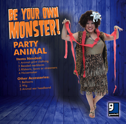 Be Your Own Monster Fun Day!