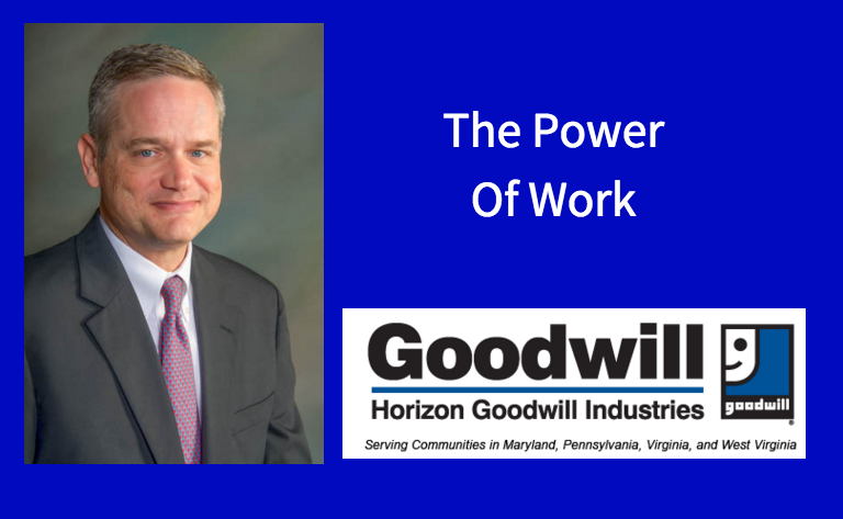 CEO John McCain Shares Horizon Goodwill's Mission