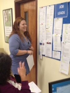 photo Cathys iPhone Lindsay 225x300 - What Does Working Mean to You – Answers from the #GoodwillJobSquad
