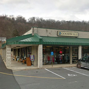 Photo of Berkeley Springs, WV Goodwill