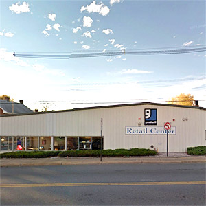 Goodwill Store Front in Hagerstown, MD