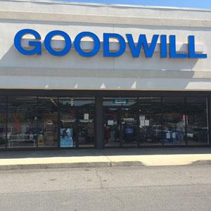 Keyser, WV - Goodwill store