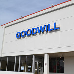Lavale, MD - Goodwill store