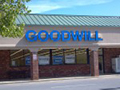 Shepherdstown, WV, - Goodwill store