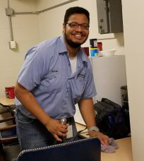 Business Services Employee Spotlight – Ricky Sample!