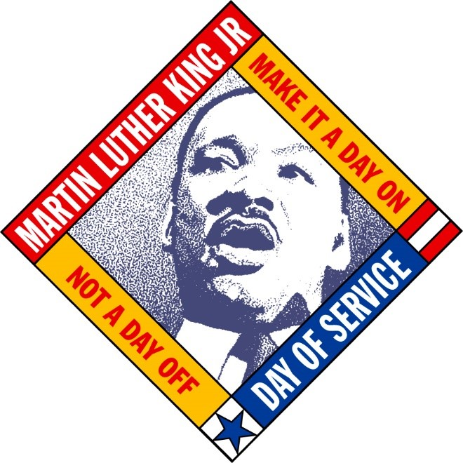 MLK DAY 2018 – A DAY ON, NOT A DAY OFF