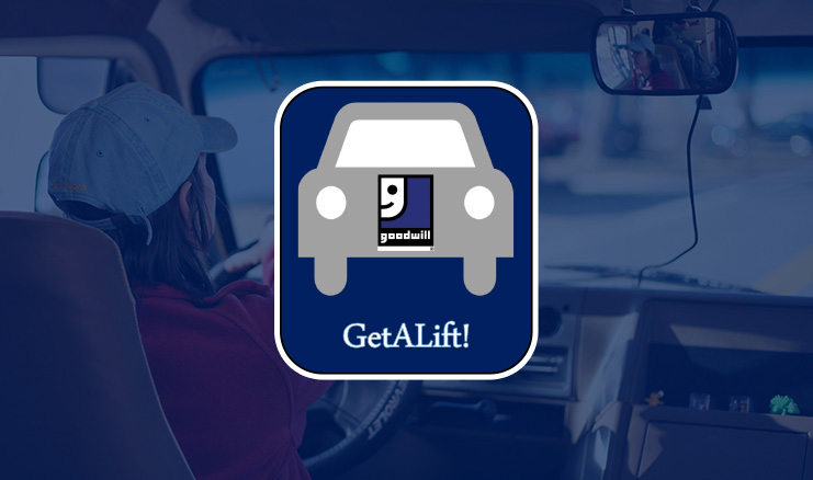 "Horizon Goodwill's ""GetALift!"" Program!"