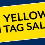 yellow Tag sale