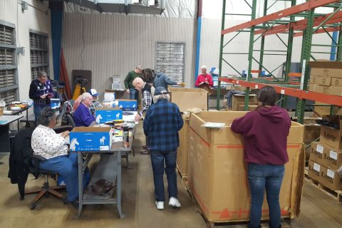 Hagerstown Lions Club book project