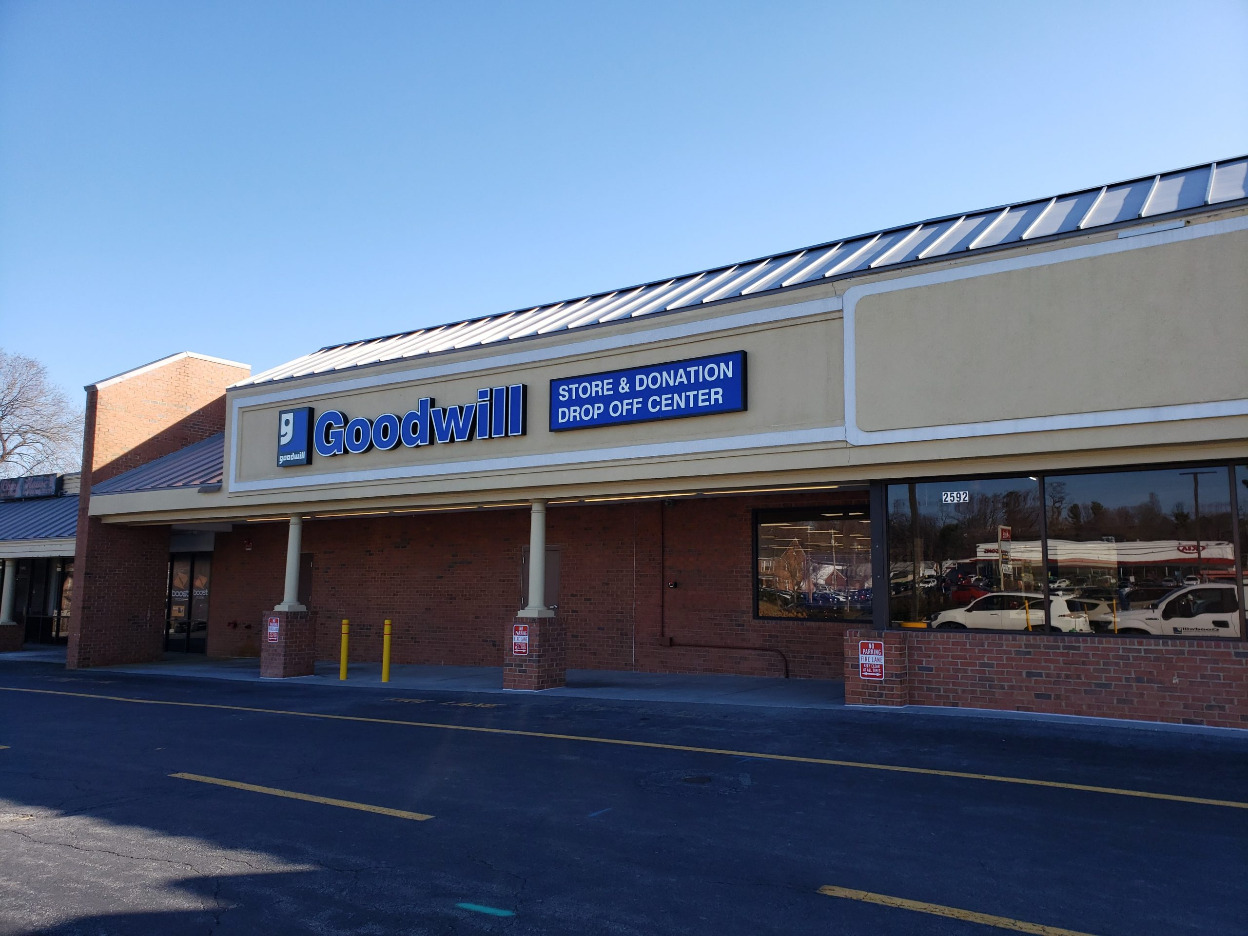 Horizon Goodwill opens additional locations with Contactless Donation Process