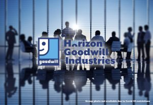 Board of Directors 300x205 - Horizon Goodwill Names 2021 Officers and Addition of Two New Board Members