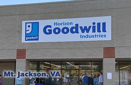 Photo of Mt. Jackson, VA Goodwill