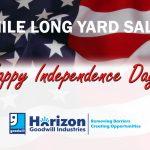 Mile Long Yard Sale 2021