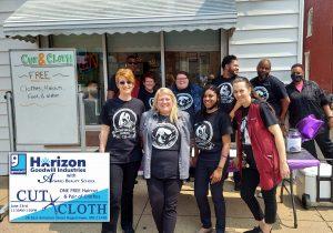 Cut n Cloth Award Group 300x210 - Our First Cut and Cloth Event