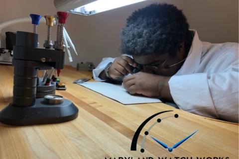 Apprentice Watchmaker